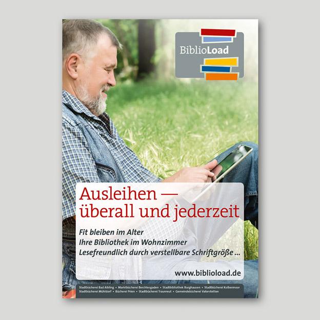 BiblioLoad, Plakat