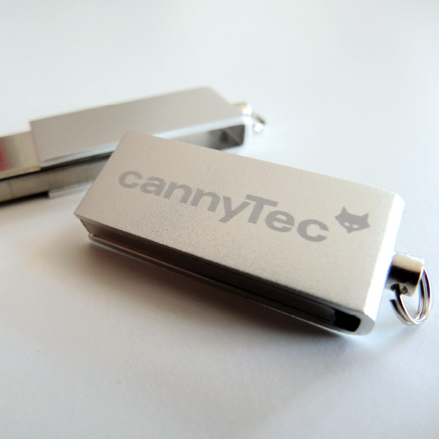 cannyTec, USB-Stick