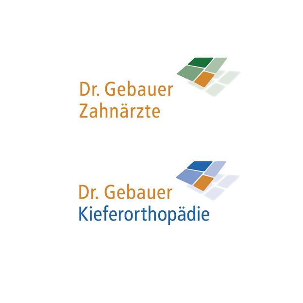 Dr. Gebauer Zahnärzte, Wort-/Bildmarken