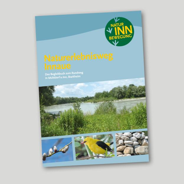 »Natur INN Bewegung«, Mühldorf a. Inn, Begleitbuch