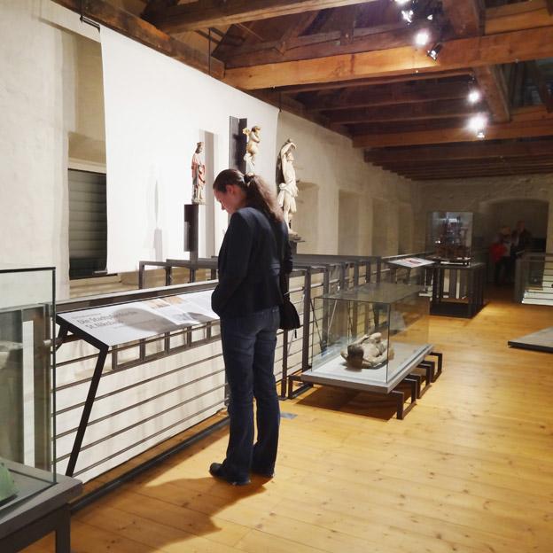 Museum Neuötting, zweite Etage
