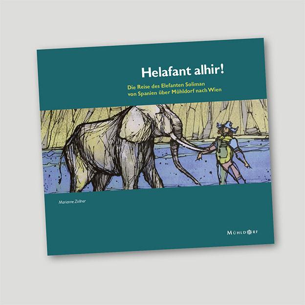 Marianne Zollner, Stadt Mühldorf a. Inn, »Helafant alhir!«