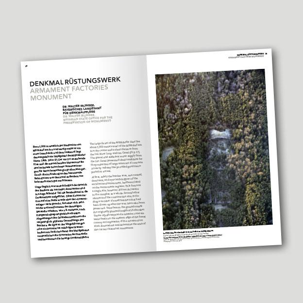 Gedenkorte Mühldorfer Hart, Broschüre, Innenseite