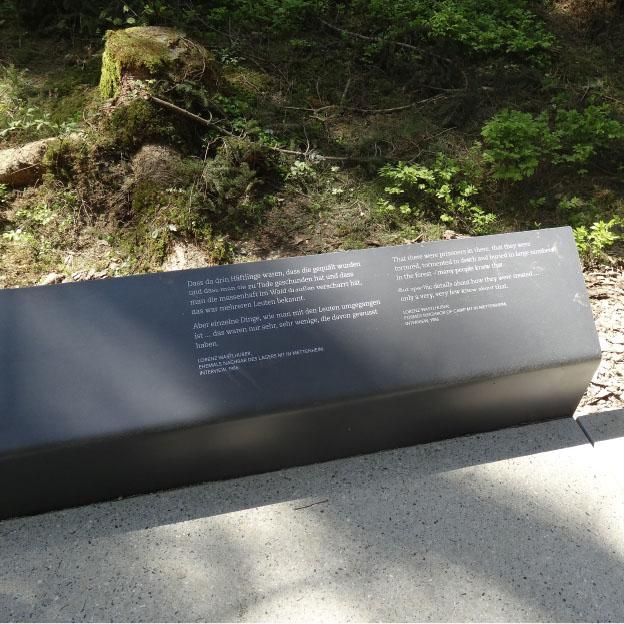 Gedenkorte Mühldorfer Hart, Erinnerungsband