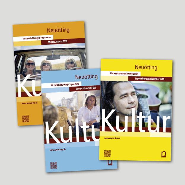 Stadt Neuötting, Kulturreferat, Kulturkalender
