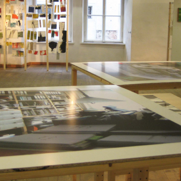 Stefan Engelhardt »weiterdenken«, Exponate im Haberkasten Mühldorf