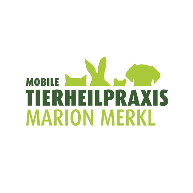 Tierheilpraxis Merkl, Wort-/Bildmarke