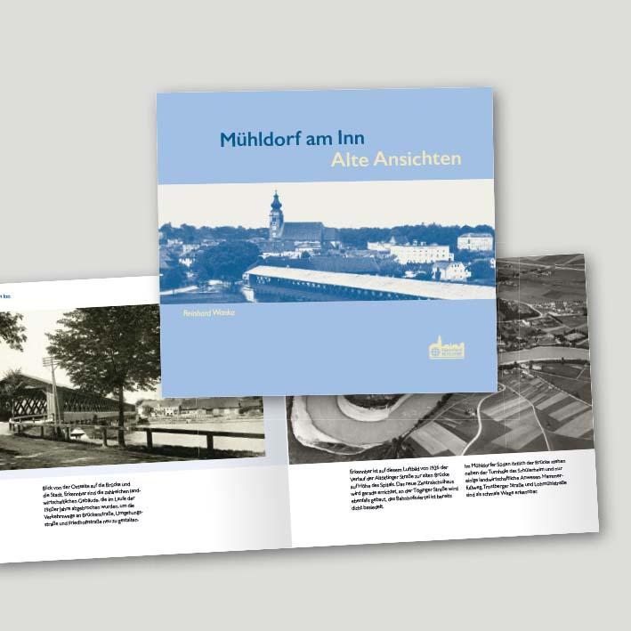 Heimatbund Mühldorf e.V., Bildband »Alte Ansichten«