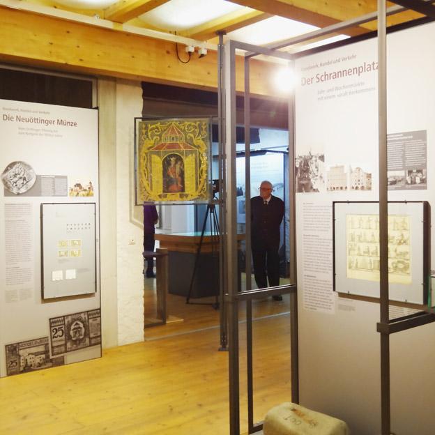 Museum Neuötting, Erdgeschoß