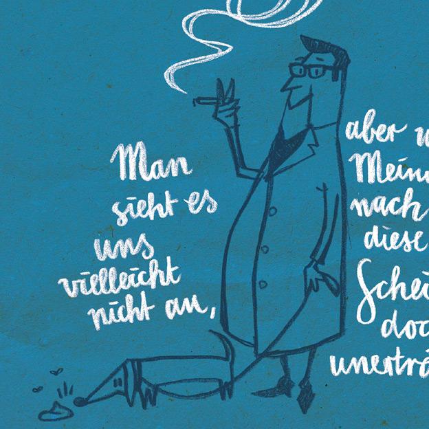 C. Rudholzner, freie Illustration